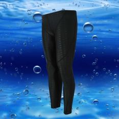Mã QBF1612D – Quần bơi dài kháng nước giữ ấm, kiểu dáng đơn giản, trẻ trung, thiết kế với form dễ mặc, đường may tỉ mỉ, tinh tế