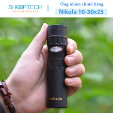 Ống nhòm 1 mắt Nikula 10-30×25 cao cấp, giá rẻ – Tầm nhìn xa 3500m, sắc nét