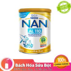 Sữa bột Nan AL 110 400g