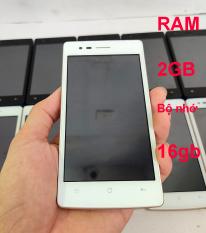 Điện thoại cảm ứng 2 sim oppo OPPO A31u giá rẻ 16GB Rom 2GB ram pin bền