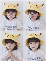 Mũ tai bèo Pikachu cho bé