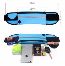 Túi đeo hông chạy bộ- Xanh Dương