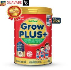 Sữa bột Nutifood Grow Plus 900g (Mẫu mới 2020)