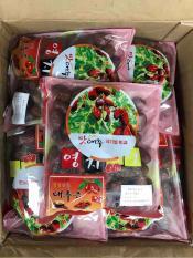 Táo đỏ sấy dẻo Hàn Quốc 500g
