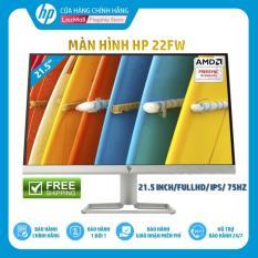 Màn hình HP 22fw (21.5 Inch/FULLHD/60Hz/5Ms/IPS/3KS61AA) – Hàng Chính Hãng