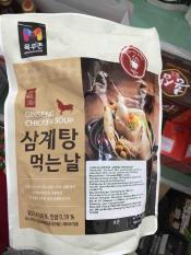 Canh gà hầm sâm Hàn Quốc túi lớn 850g