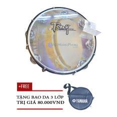 Trống lắc tay – trống gõ bo – Tambourine Cao Cấp TONY (USA) – Tặng bao da 3 lớp – HappyLive Shop