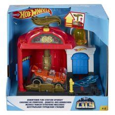 Sở cứu hỏa Hot Wheels City FRH29/FRH28