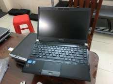 laptop cũ toshiba dynabook R930 i7 3520m, ram 4GB, SSD 128GB