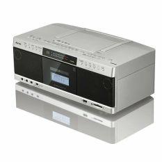 Đài Radio Cassette, CD, SD, USB Toshiba Aurex TY-AK1, âm thanh Hi-Res – Hàng sản xuất cho thị trường nội địa Nhật chạy điện 100V