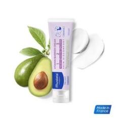 Kem Làm Dịu Và Ngăn Ngừa Hăm Tã Mustela 123 Vitamin Barrier Cream