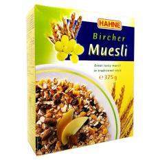 Ngũ cốc yến mạch Hahne Bircher Muesli hộp 375g