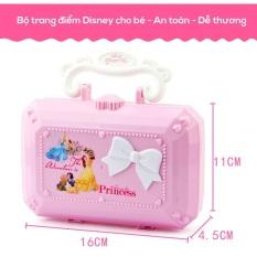 Đồ trang điểm công chúa Disney các dịp lễ hội, đi chơi chất lượng an toàn cho bé