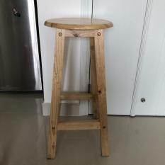 ghế đôn gỗ cao 70cm
