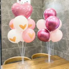 Trụ đế giả bong bóng bay trang trí bàn tiệc (70cm)