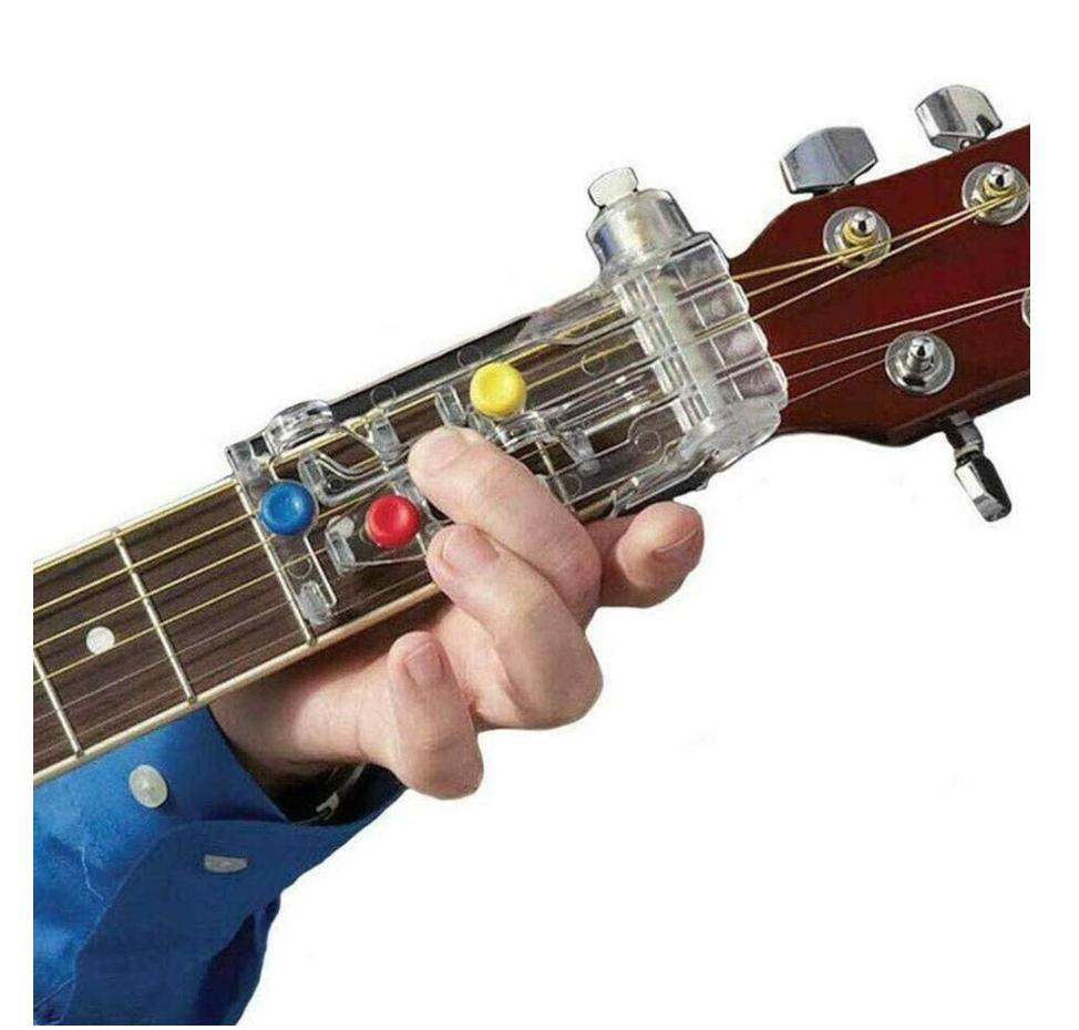 MÁY BẤM HỢP ÂM GUITAR – M4HA – Chuyển 4 Hợp Âm Guitar Chơi Cả Trăm Bài – luyện tập chuyển hợp âm guitar