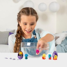 Trứng nở vỏ sò Hatchimals mùa 5, đồ chơi cao cấp đổi màu khi ngâm nước, Đồ chơi trứng nở hatchimals egg, Đồ chơi quả trứng Hatchimals dành cho bé từ 3 tuổi trở lên
