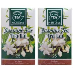 Trà Lài Túi Lọc – Phúc Long Coffee & Tea