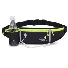 Đai đeo hông, bụng chạy bộ để được bình nước TH SportS co giãn chống nước