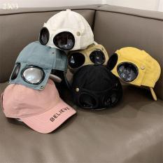 [HÀNG ĐẸP] Mũ lưỡi trai ,nón lưỡi trai mũ kết cho bé kèm kính mũ kèm kính phong cách Hàn Quốc cực xinh hàng Quảng Châu loại 1