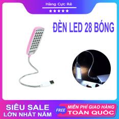 Đèn LED 28 bóng cổng USB – Shop Hàng Cực Rẻ