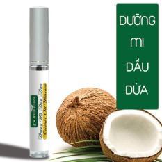 Dưỡng Mi Mascara Dầu Dừa PUREVESS   Giúp mi dài và dày hơn.