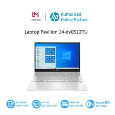 [VOUCHER 2 TRIỆU – 9/9-11/9] Laptop Pavilion 14-dv0512TU/ i5-1135G7/ 8G/ 512 SSD/ 14″FHD/ Wl+BT/ 3cell/ W10/ Silver/46L81PA