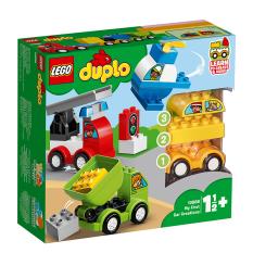 MY KINGDOM – Bộ Xe Hơi Đầu Tiên Của Bé LEGO DUPLO 10886