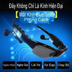 Mắt Kính Tai Nghe Âm Thanh Bluetooth Thiết Kế Phong Cách Cool Ngầu – Sản Phẩm Hot 2019 – Chính Hãng 100% Chất Lượng Cao