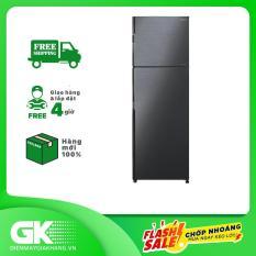TRẢ GÓP 0% – Tủ lạnh Hitachi Inverter 290 lít R-H350PGV7 (BBK)- Bảo hành 12 tháng