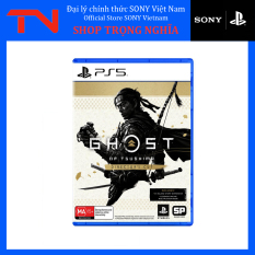 Game PS5 – Ghost of Tsushima Director Cut ASIA version
