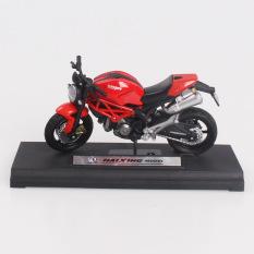 Chiếc Ducati 1/18 Tỷ Lệ Đồ Chơi Xe Máy Mô Phỏng Hợp Kim Mô Hình Xe Máy Đồ Chơi Trẻ Em 11.3X4.5X6 Cm
