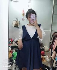 Đầm yếm bigsize nguyên set