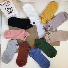 Combo 10 đôi tất gấu dễ thương quảng châu ( 100% len cotton )- tất hàn quốc