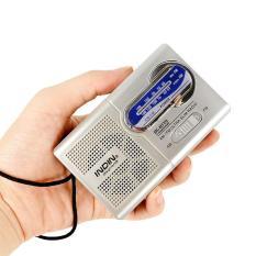Máy mini Radio INDIN BC-R119 tần số AM/FM