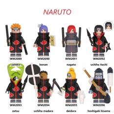 Bộ đồ chơi Lego Minifigure NARUTO – Lego Lính – Lego Nhân Vật