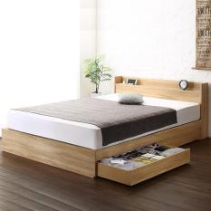 Giường ngủ gỗ công nghiệp cao cấp Ohaha-065
