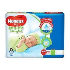 Miếng lót sơ sinh Huggies Newborn 1 – 100 miếng, cam kết hàng đúng mô tả, chất lượng đảm bảo an toàn đến sức khỏe người sử dụng, đa dạng mẫu mã, màu sắc, kích cỡ
