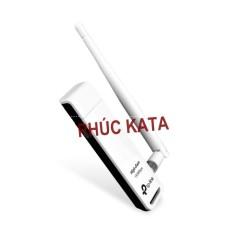 TL-WN722N USB thu Wi-Fi Độ lợi cao Tốc độ 150Mbps Chính Hãng