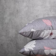 Vỏ Gối Áo Gối Bao Gối Nằm Cotton Lụa Hàn Quốc Họa Tiết 50×70 cm (cặp)