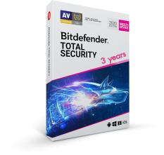 Bitdefender Total Security 2020 1pc/3 năm