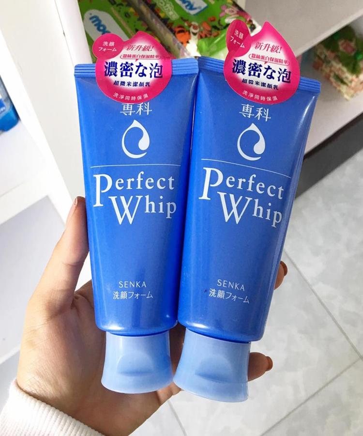 Sữa Rửa Mặt Perfect Whip (120g) Ẩm Mịn Và Săn Chắc