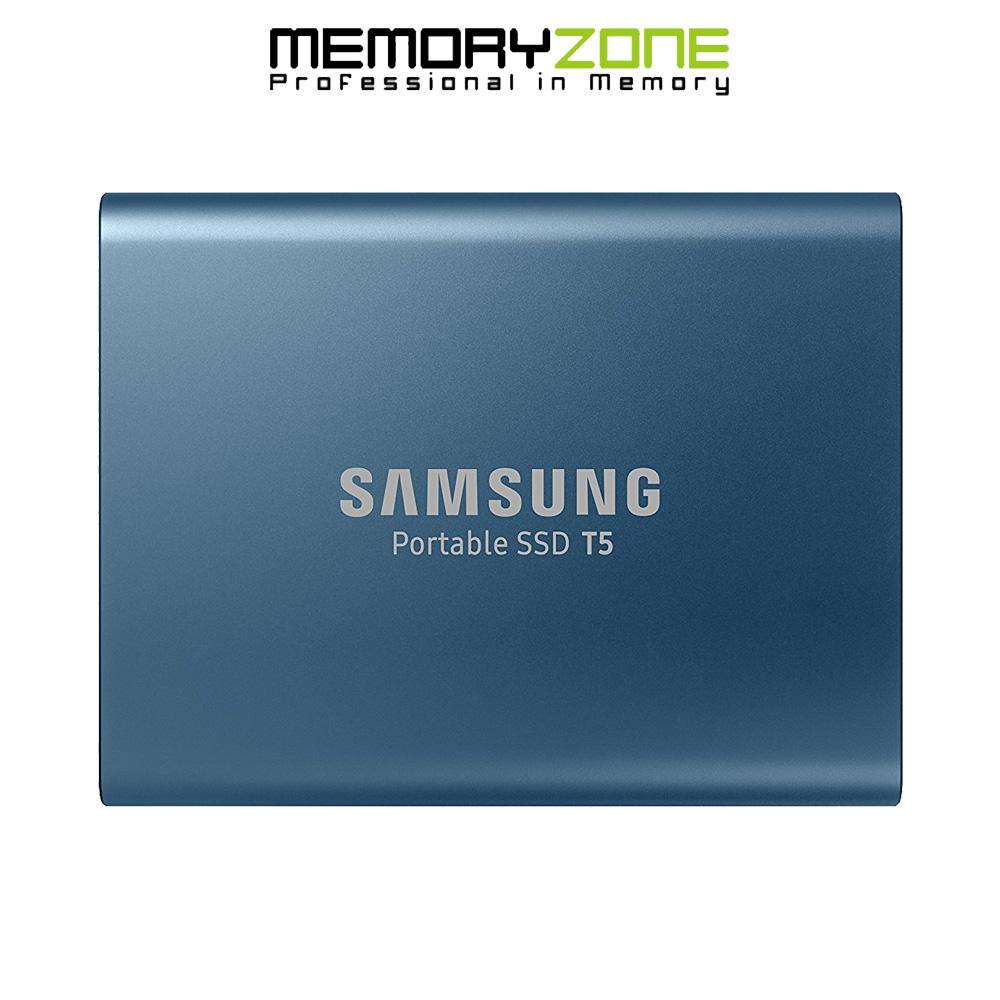 Ổ cứng di động 500GB External SSD Samsung T5 USB 3.1 Gen 2 MU-PA500