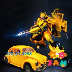 Mô hình Robot Transformer Bumblebee H6001-3 21 mẫu mới nhất 2020, món quà quý giá dành cho bé!