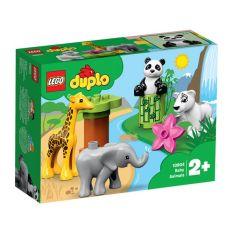 MY KINGDOM – Bộ Thú Cưng Hoang Dã Của Bé LEGO DUPLO 10904