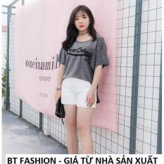 Quần Đùi Sọt Nữ Kaki Coton Co Dãn Thời Trang – BT Fashion (SO3G)