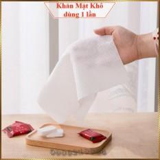 Khăn nén dạng viên khăn mặt bông tinh khiết dùng một lần KMN1