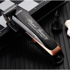 Tông đơ cắt tóc lưỡi kép chuyên nghiệp jame 7601 công suất 10w+tặng cữ 1,5 và 4,5 mm