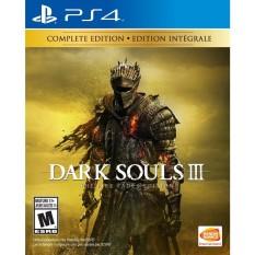 Đĩa game PS4 – DARK SOULS 3 THE FIRE FADES EDITION
