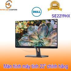 [Nhập ELAPR21 giảm 10% tối đa 200k đơn từ 99k]Màn hình máy tính 22inch Dell SE2219HX Full HD HDMI VGA – FPT phân phối